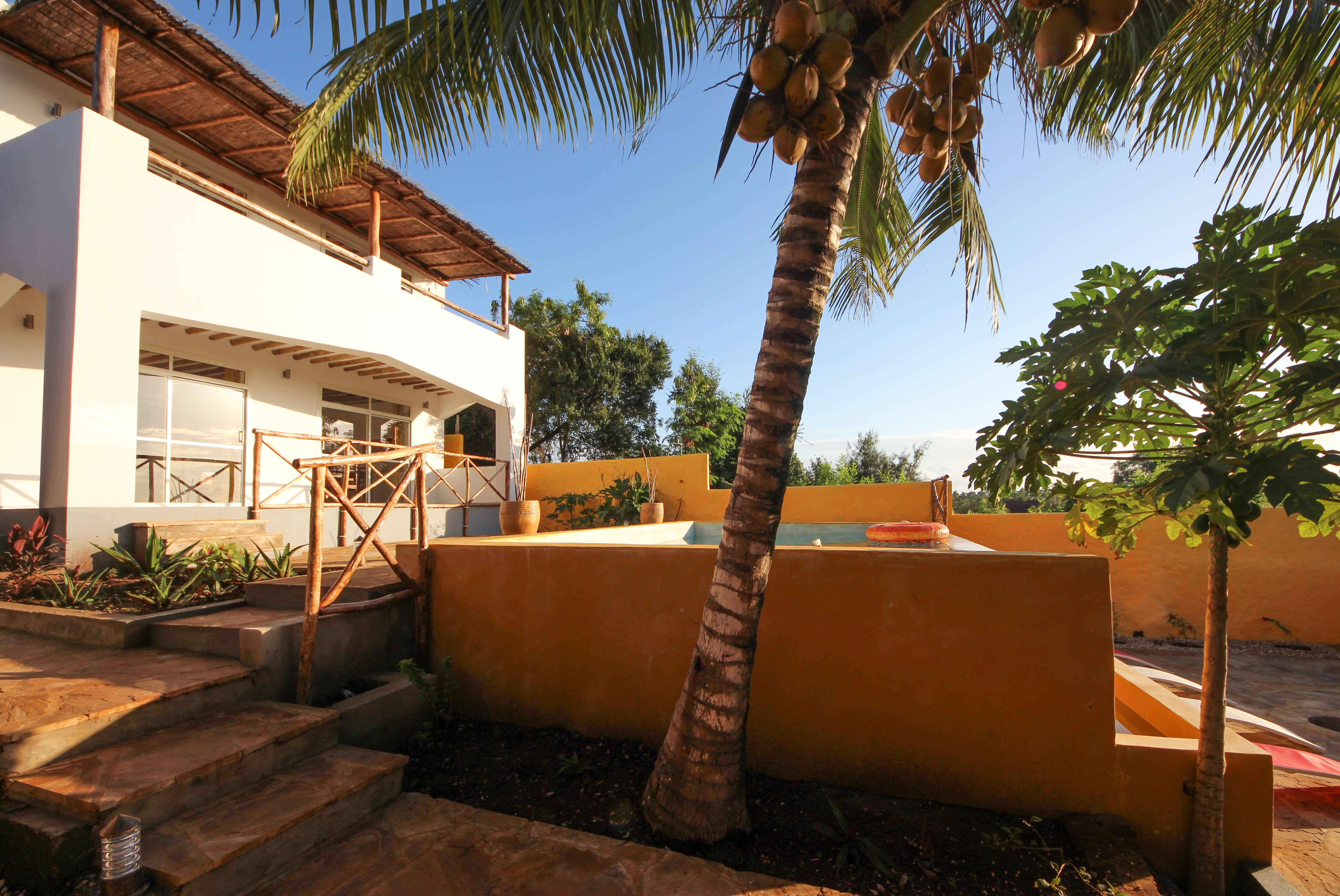 Appartamenti Maisha Marefu a Kiwengwa Zanzibar Africa