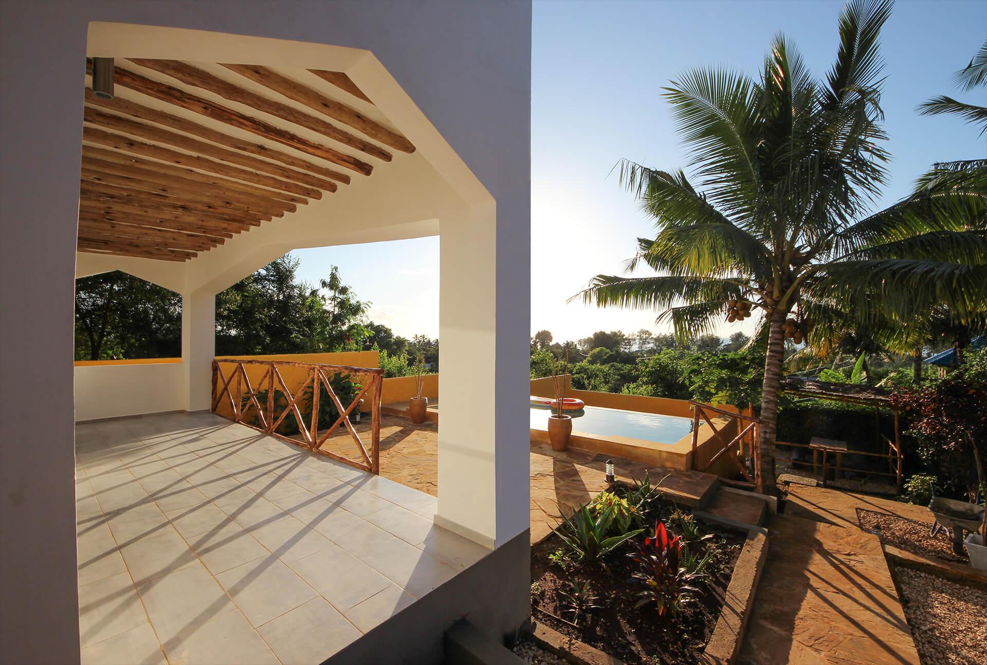 Appartamento Maisha Pool ingresso Kiwengwa Zanzibar