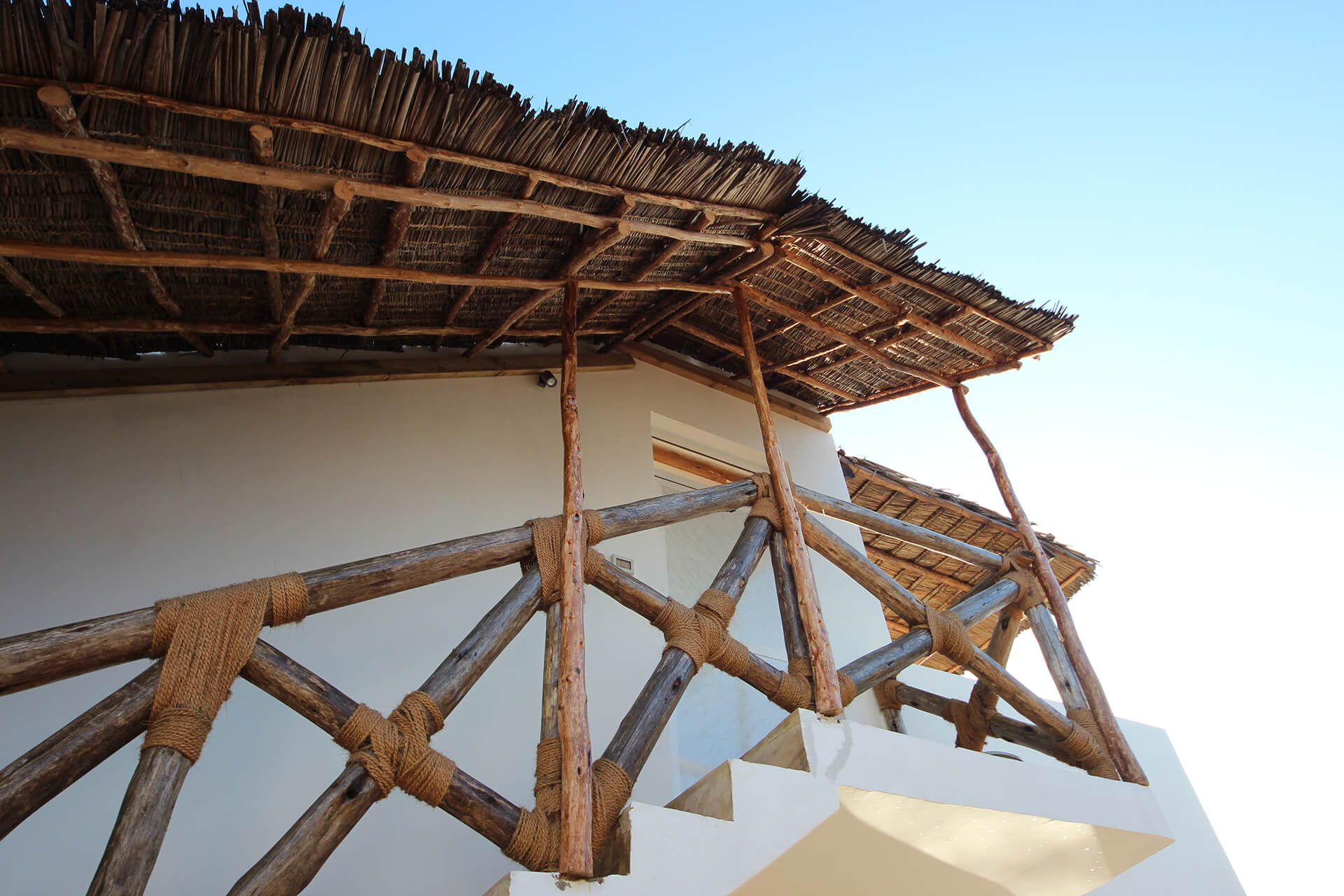 Appartamento Maisha view ingresso a Kiwengwa Zanzibar