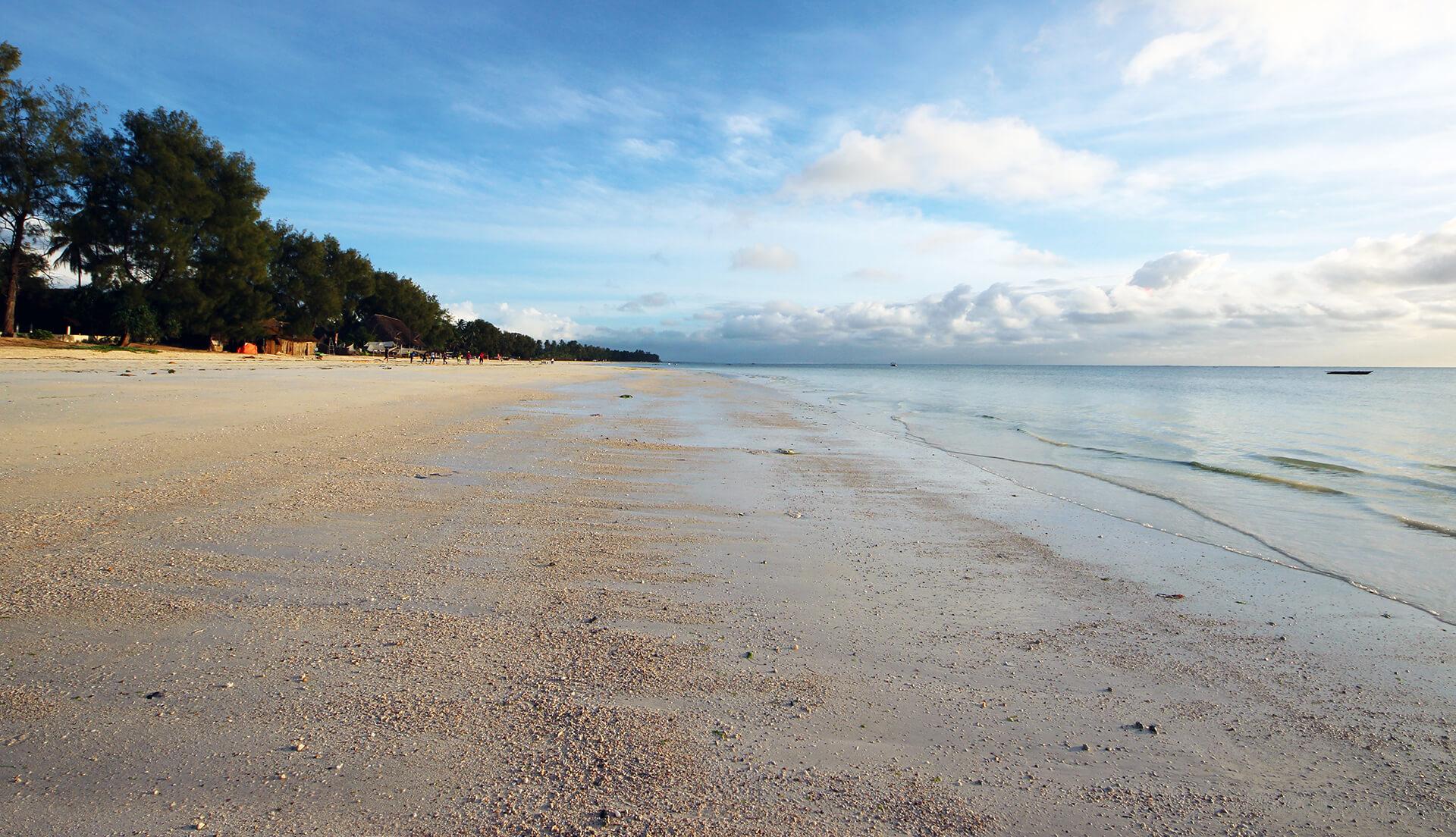 mare e spiagge vacanze zanzibar kiwengwa africa