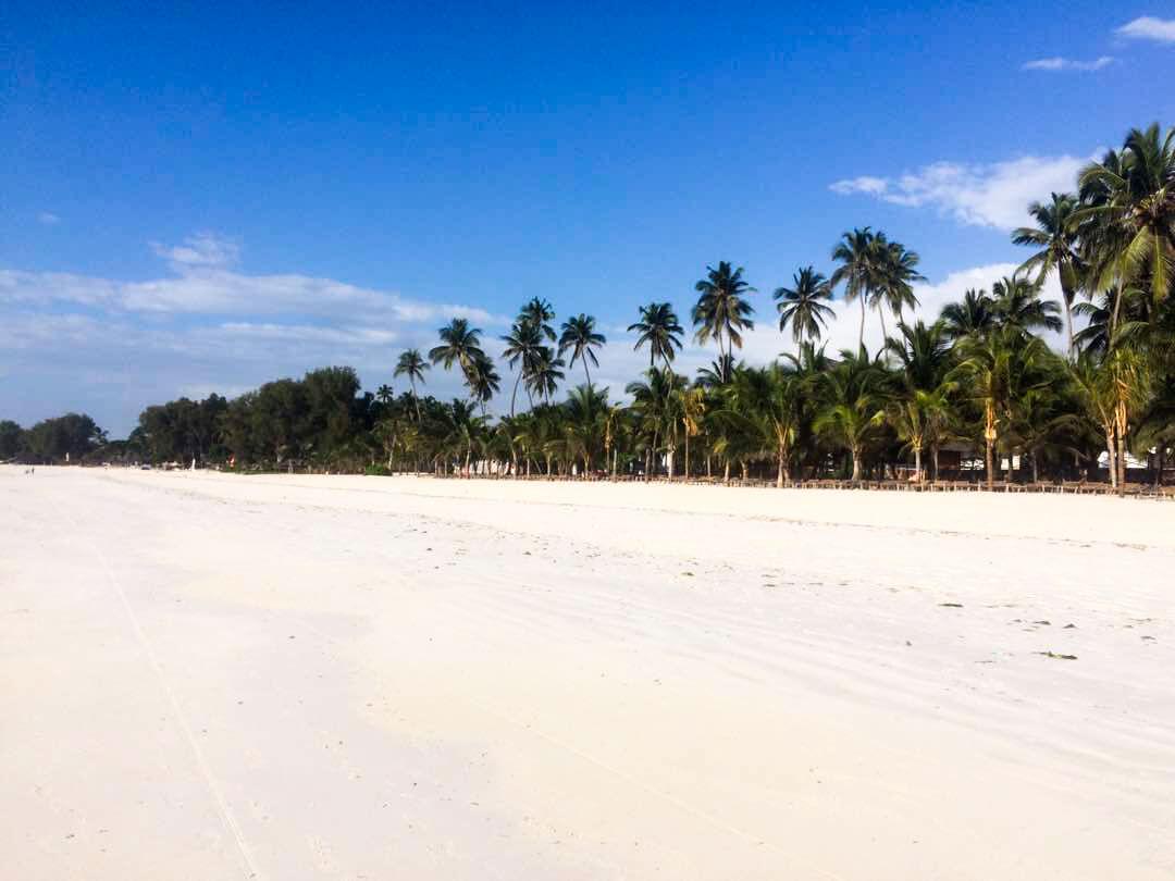 spiagge zanzibar kiwengwa