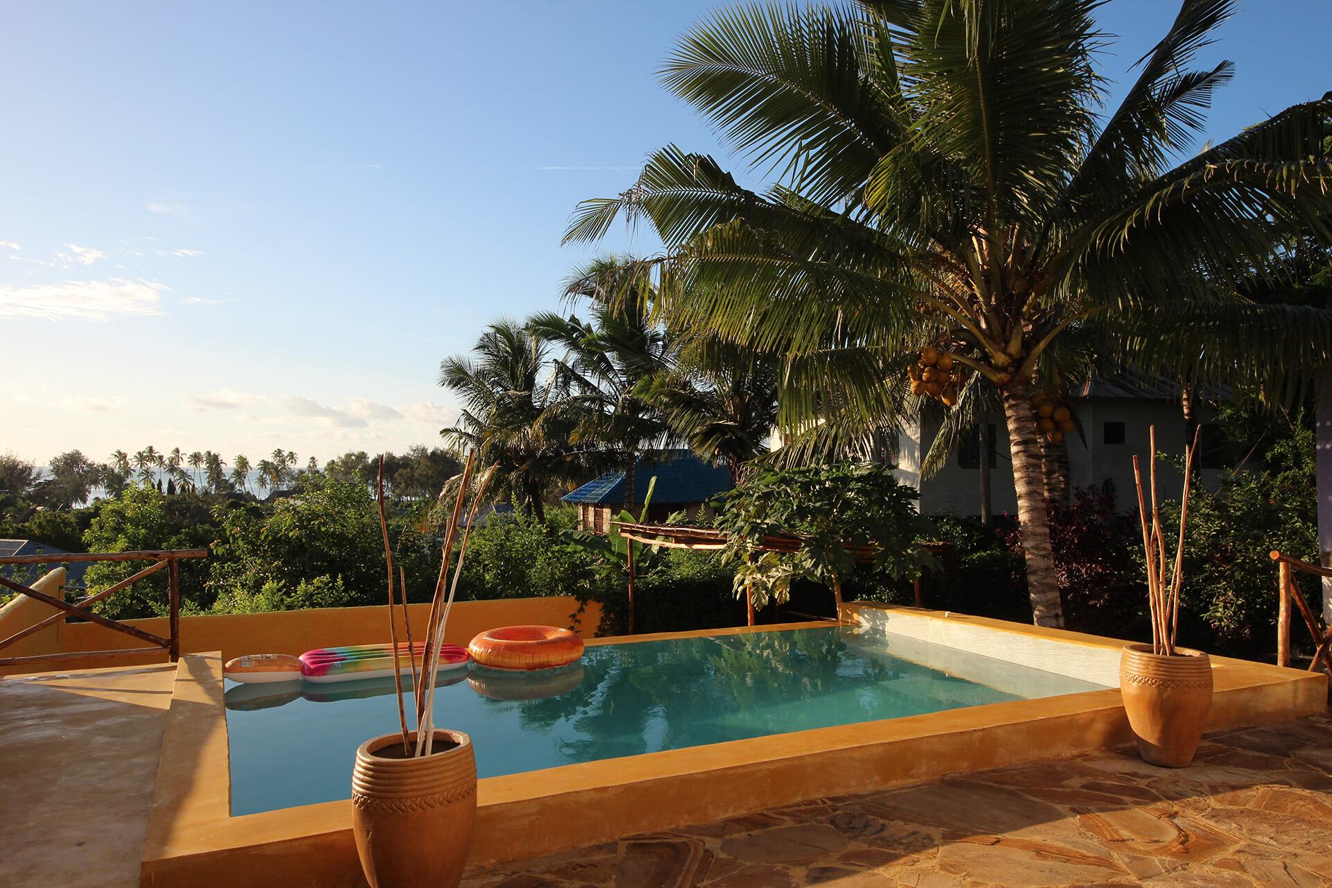 vacanze in appartamenti con piscina zanzibar