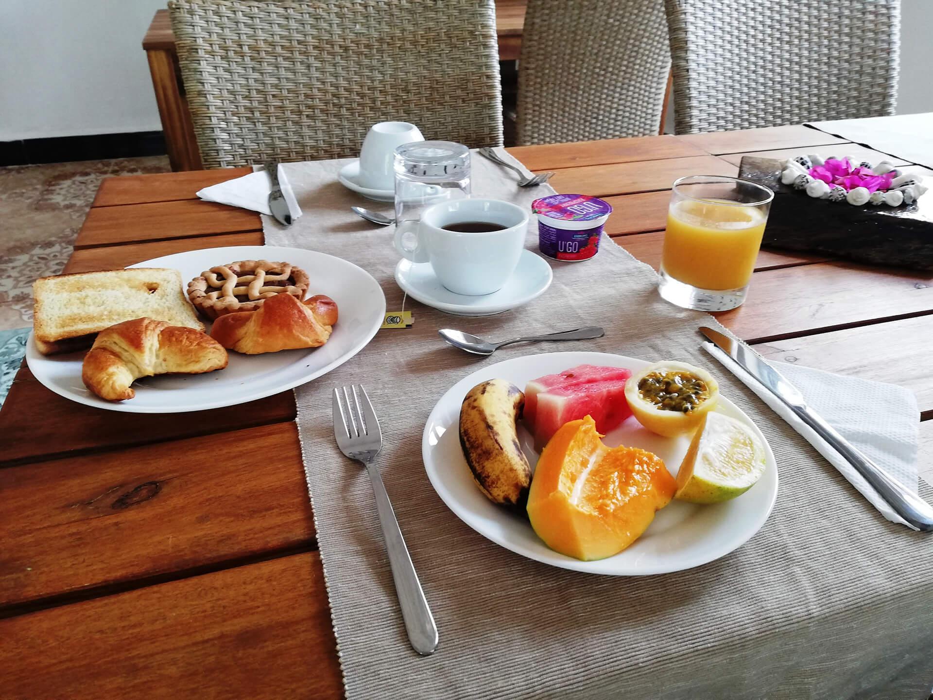Colazione Maisha Zanzibar