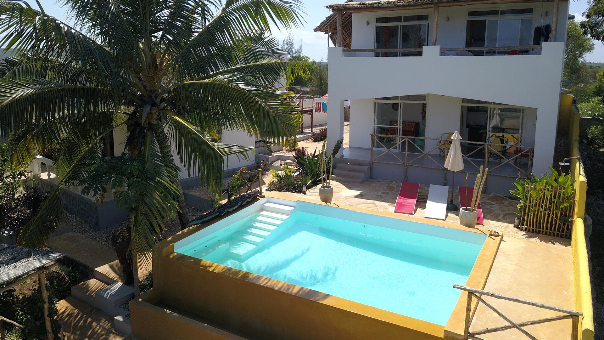 Maisha Marefu Apartments - Maisha Mizuri Zanzibar